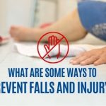 What are some ways to prevent falls and injury?